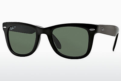 太阳镜 Ray-Ban FOLDING WAYFARER (RB4105 601/58) - 黑色