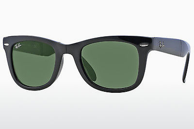 太阳镜 Ray-Ban FOLDING WAYFARER (RB4105 601) - 黑色