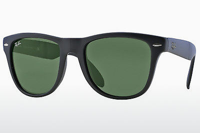 太阳镜 Ray-Ban FOLDING WAYFARER (RB4105 601S) - 黑色