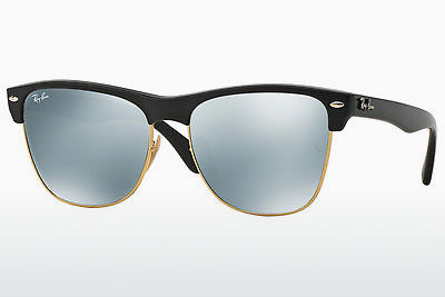 太阳镜 Ray-Ban CLUBMASTER OVERSIZED (RB4175 877/30) - 黑色