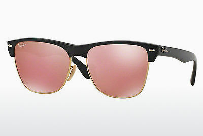 太阳镜 Ray-Ban CLUBMASTER OVERSIZED (RB4175 877/Z2) - 黑色