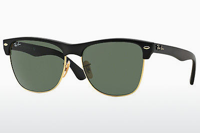太阳镜 Ray-Ban CLUBMASTER OVERSIZED (RB4175 877) - 黑色, 金色