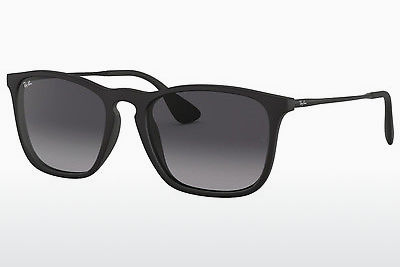 太阳镜 Ray-Ban CHRIS (RB4187 622/8G) - 黑色