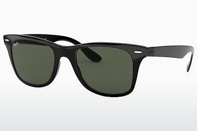 太阳镜 Ray-Ban WAYFARER LITEFORCE (RB4195 601/71) - 黑色