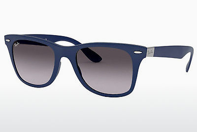 太阳镜 Ray-Ban WAYFARER LITEFORCE (RB4195 60158G) - 蓝色