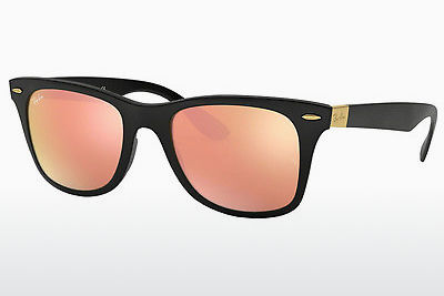太阳镜 Ray-Ban WAYFARER LITEFORCE (RB4195 601S2Y) - 黑色