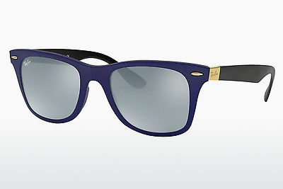 太阳镜 Ray-Ban WAYFARER LITEFORCE (RB4195 624830) - 蓝色
