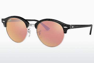 太阳镜 Ray-Ban Clubround (RB4246 1197Z2) - 黑色