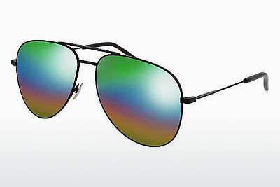 太阳镜 Saint Laurent CLASSIC 11 RAINBOW 007 - 黑色