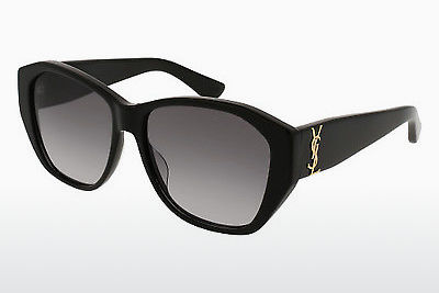 太阳镜 Saint Laurent SL M8 001 - 黑色