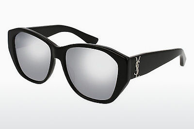 太阳镜 Saint Laurent SL M8 002 - 黑色