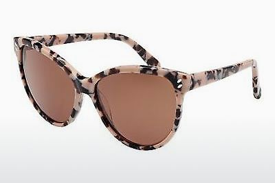 太阳镜 Stella McCartney SC0002S 003 - 棕色, 哈瓦那