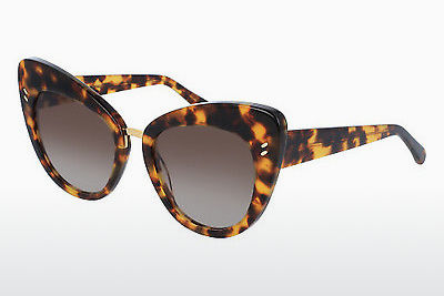 太阳镜 Stella McCartney SC0037S 002 - 棕色, 哈瓦那