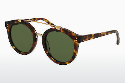 太阳镜 Stella McCartney SC0054S 001 - 棕色, 哈瓦那