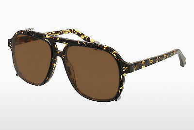 太阳镜 Stella McCartney SC0076S 002 - 棕色, 哈瓦那