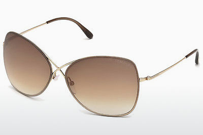 太阳镜 Tom Ford Colette (FT0250 28F) - 金色