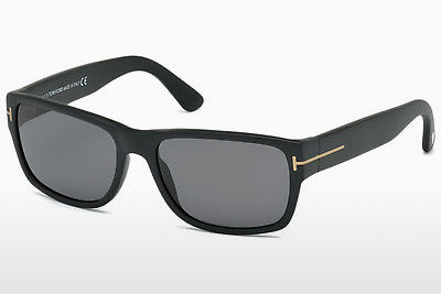 太阳镜 Tom Ford Mason (FT0445 02D) - 黑色, Matt