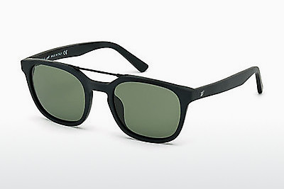 太阳镜 Web Eyewear WE0156 02N - 黑色, Matt