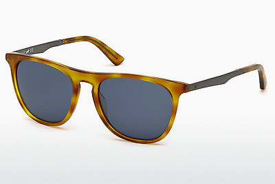 太阳镜 Web Eyewear WE0160 53V - 哈瓦那, Yellow, Blond, Brown