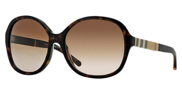 Burberry BE4178 300213 BROWN GRADIENTDARK HAVANA
