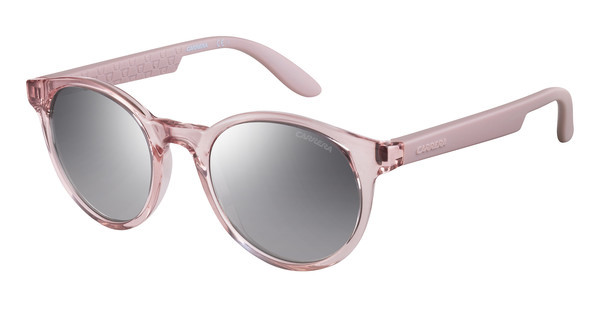 Carrera CARRERA 5029/S O0K/IC GREY MS SLVPNK MAUVE (GREY MS SLV)