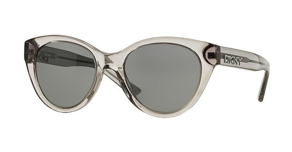 DKNY DY4135 369187 GREY SOLIDGREY TRANSPARENT