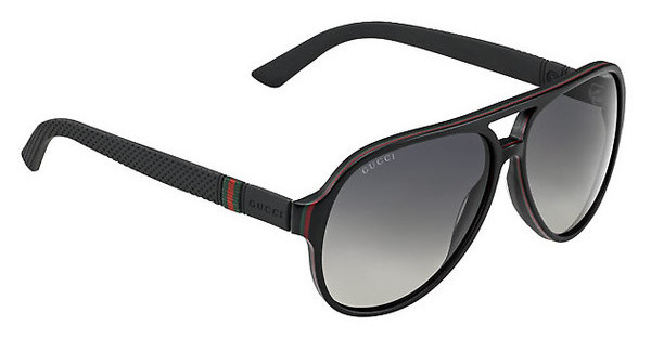 Gucci GG 1065/S 4UP/WJ GREY SF PZBLKREDGRN