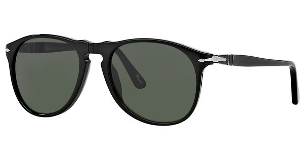 Persol PO9649S 95/31 CRYSTAL GREENBLACK