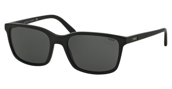 Polo PH4103 528487 GREYMATTE BLACK