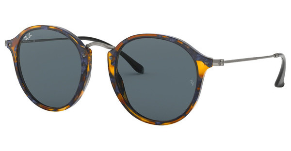 Ray-Ban RB2447 1158R5 GREYSPOTTED BLUE HAVANA