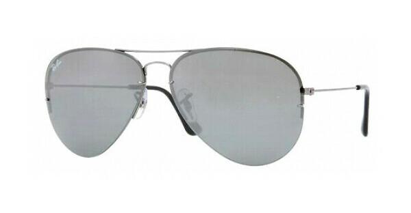 ray ban silver  ray-ban rb3460 004/6g