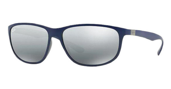 Ray-Ban RB4213 616188 GREY MIRROR SILVERMATTE DARK BLUE