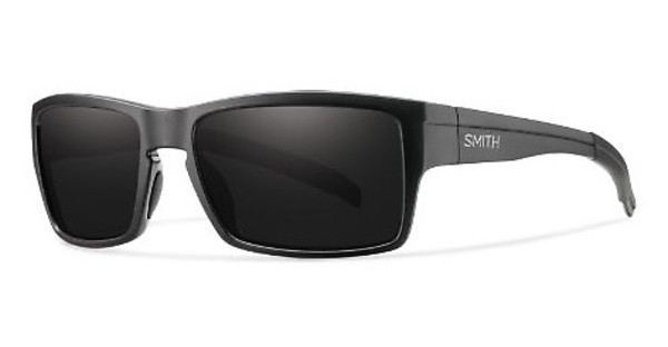 Smith OUTLIER/N DL5/3G BLACKMTT BLACK (BLACK)
