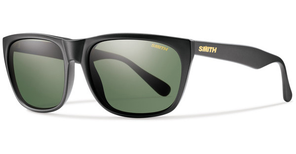 Smith TIOGA DL5/IN GREY GREEN PZMTT BLACK
