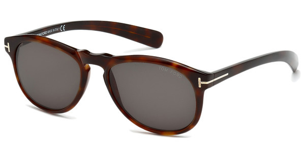 Tom Ford FT0291 52R grün polarieisrendhavanna dunkel