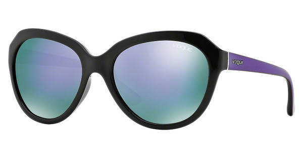 Vogue VO2845S W44/4V GREY MIRROR VIOLETBLACK