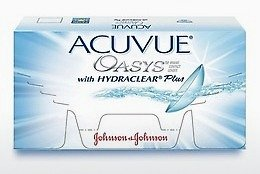 隐形眼镜 Johnson & Johnson ACUVUE OASYS for ASTIGMATISM CYP-6P-REV