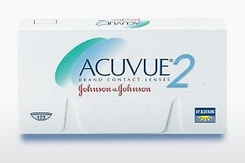 隐形眼镜 Johnson & Johnson ACUVUE 2 (ACUVUE 2 AV2-6P-REV)