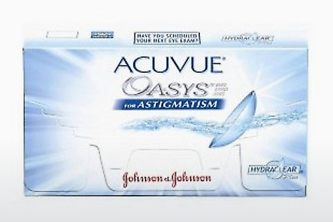 隐形眼镜 Johnson & Johnson ACUVUE ADVANCE for ASTIGMATISM (ACUVUE ADVANCE for ASTIGMATISM AGT-6P-REV)