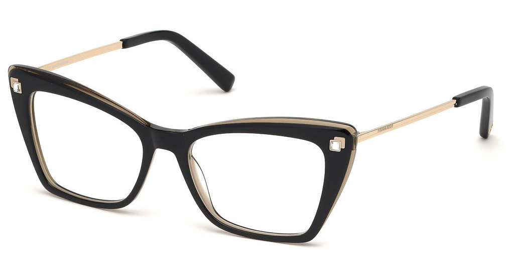 Dsquared   DQ5288 045 braun hell glanz