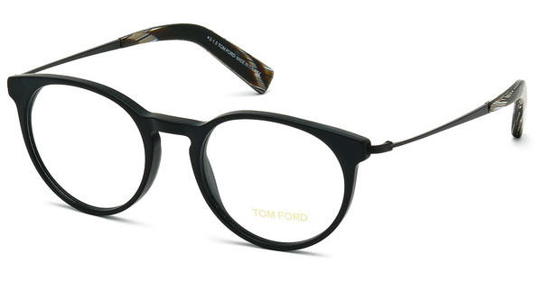 Tom Ford   FT5383 002 schwarz matt