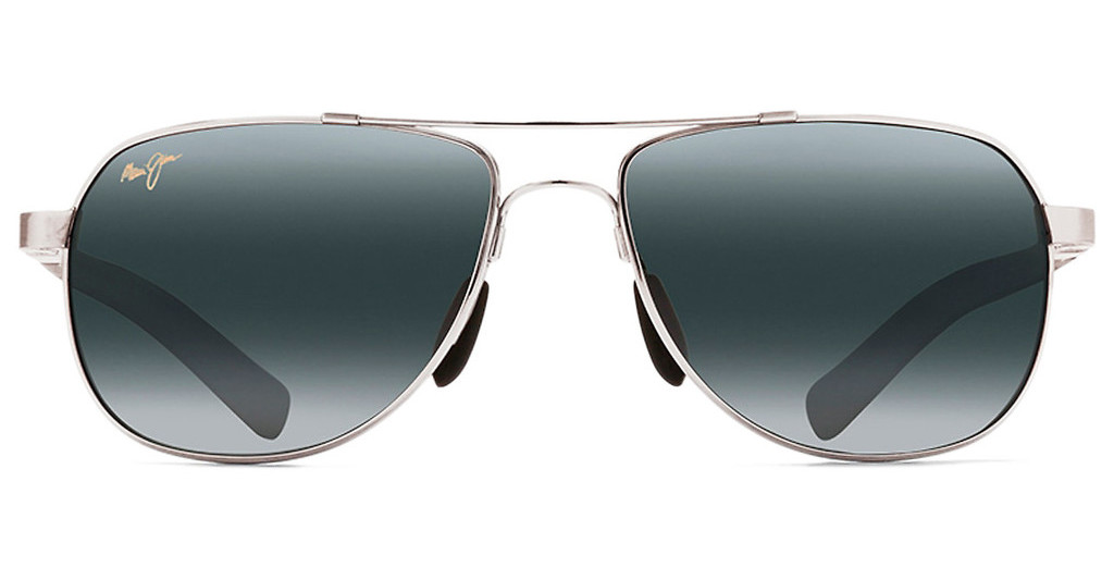 Maui Jim   Guardrails 327-17 Neutral GreySilver