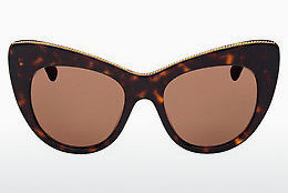 太阳镜 Stella McCartney SC0006S 002 - 棕色, 哈瓦那
