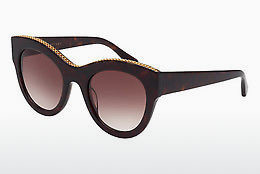 太阳镜 Stella McCartney SC0018S 004 - 棕色, 哈瓦那