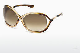 太阳镜 Tom Ford Whitney (FT0009 74F) - 粉红色, Rosa
