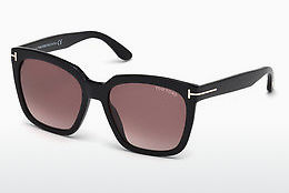 太阳镜 Tom Ford Amarra (FT0502 01T)