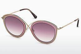 太阳镜 Tom Ford FT0604 77T