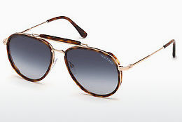 太阳镜 Tom Ford FT0666 54W