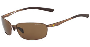 Nike AVID WIRE EV0569 203 WALNUT WITH BROWN  LENS