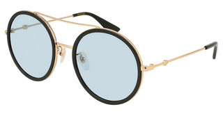 Gucci GG0061S 009 LIGHT BLUEGOLD